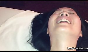Asian Massage Parlor Sex Tape
