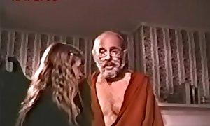 Grandpa take a sex lesson to granddaughter