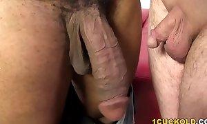 Swinger strip bends cuckolding - britney youthful increased by lola hart