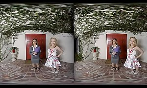 Vr virtual reality sbs - angel smalls - www.xvxrx.com