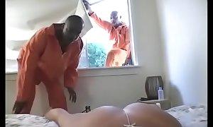 Sara jay screwed by prisoners