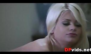 Breanne Benson foursome