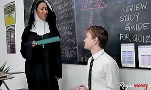 Nun teaches UNHOLY things to STUDENTS