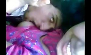 Desi Girl Diya Boobs Sucked at Public Place