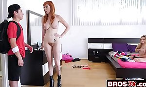Threesome with the step-mom - lilly ford, lauren phillips