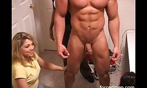 Muscle stud - u got the job
